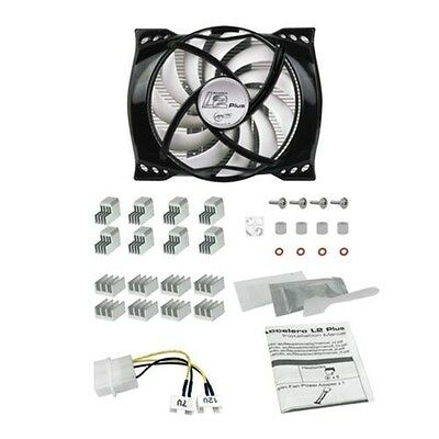 Arctic Cooling Accelero L2 Plus VGA Graphics Card Cooler DCACO-V300101-BL