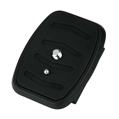 Hama 4154 Quick Release Adapter Plate For Star 61, 62, 63 Tripod Star 78 Monopod