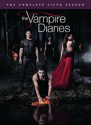 DVD COFANETTO The Vampire Diaries - Stagione 5 (5 Dvd) QUINTA SERIE