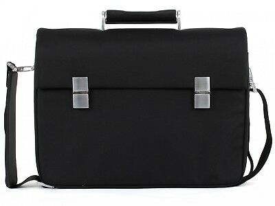 PORSCHE DESIGN Roadster 3.0 BriefBag FS Tasche Aktentasche Herren Black Schwarz