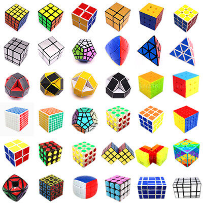 Professional Ultra-smooth speed magic educational Cube Rk Puzzle Twist toys New