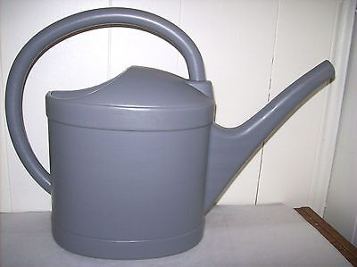 Half Round (Gray) Watering Can - Fun & Functional!