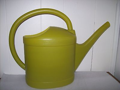 Half Round (Green) Watering Can - Fun & Functional!