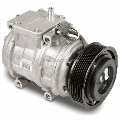 New OEM Genuine Denso AC Compressor & A/C Clutch Fits Range Rover & Discovery II