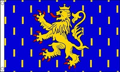 Franche Comte 5'x3' Flag France French Provinces Regions