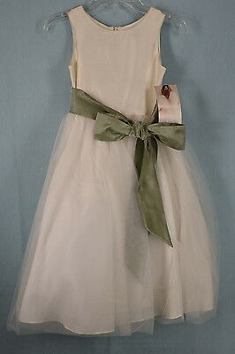 d43cf04256b Us Angels Flower Girl   Special Occasion Dress Style 583 Diamond White