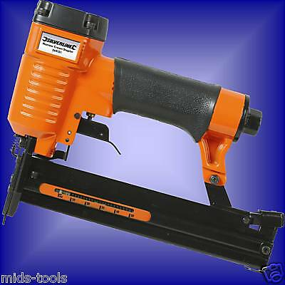 32mm AIR FRAMING NAILER STAPLER brad gun tool INC VAT