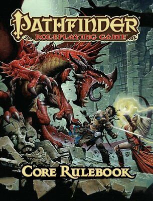 NEW Pathfinder Roleplaying Game: Core Rulebook FREE SHIPPING