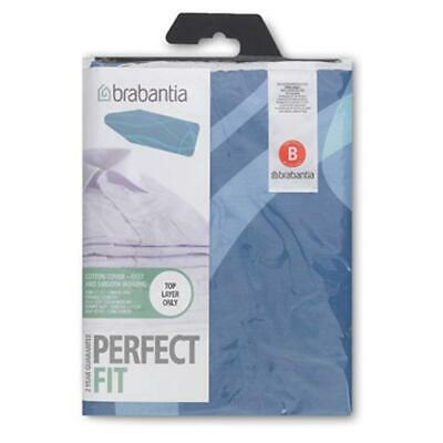 Brabantia Size B Ironing Board Cover Size 124 X 38Cm - Various Patterns