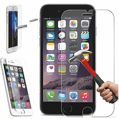 High Quality Premium Real Tempered Glass Film Screen Protector for Phone 6 & 6S