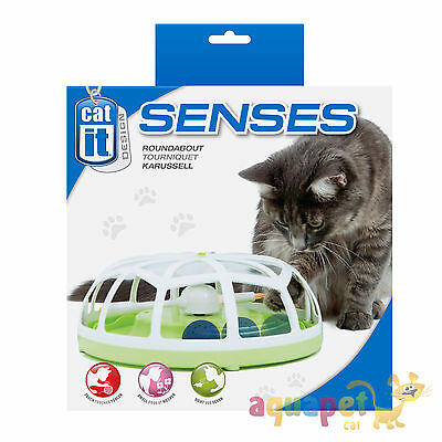 Catit Senses Roundabout Interactive Cat Toy