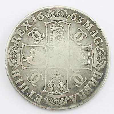 1663 Charles II Crown