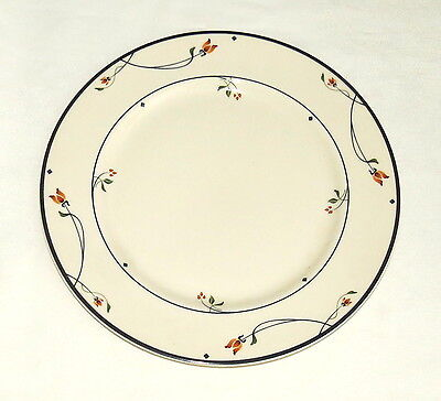 """Gorham Ariana Town & Country 10.5/8"""" Dinner Plate"""