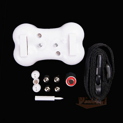 Remote Safe Dog Electric Trainer Pet WT712 Collar Anti-Barking Shock 2016 White