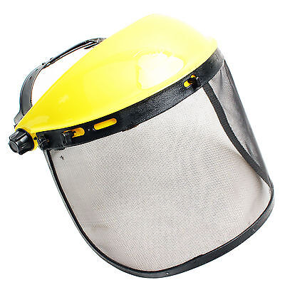 Mesh Face Shield Eye Protection Safety Head Mask UD-FS2