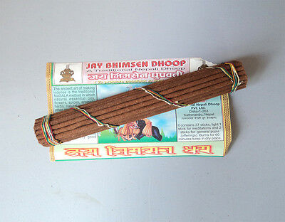 A Traditional Nepali Dhoop Incense Stick-Handmade in NEPAL