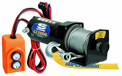 NEW Superwinch LT2000 12V Utility Winch 2000lb FREE SHIPPING