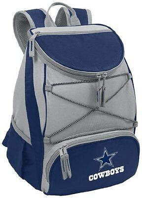 NEW NFL Dallas Cowboys PTX Insulated Backpack Cooler Navy FREE SHIPPING