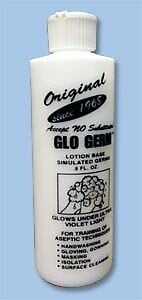 NEW Glo Germ Gel 8 Ounce FREE SHIPPING