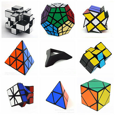 New ABS Ultra-smooth Pro Magic Cube Speed Puzzle Twist Toys For Child