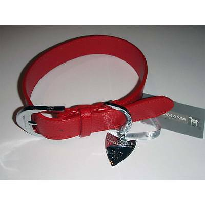 Wolters BELLOMANIA Collier Rouge Aphrodite 55cm x 30mm de chien Animal Compagnie