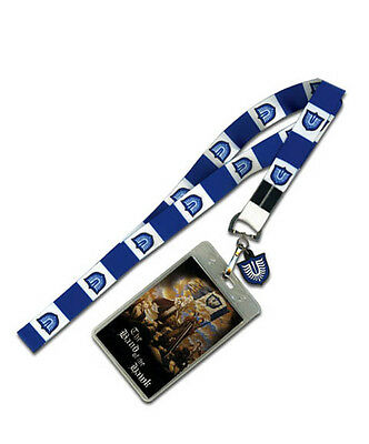 Berserk Band of the Hawk Lanyard Necklace ID Holder Figure Keychain OFFICIAL NEW