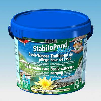 JBL stabilopond Base 10 Kg - Garden Pond Care Products Stabilo Pond Pond Care
