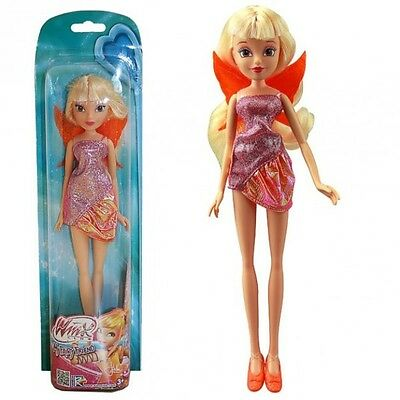 Winx Club - Fairy Friend Doll - Stella 28cm