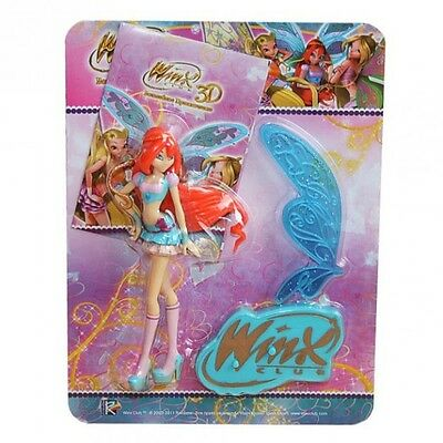 Winx Club - Doll Mini 3D- Fairy Bloom