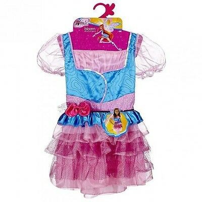 Winx Club - costume Fata Believix Bloom 4-6 anni