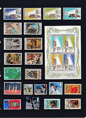 CHRISTMAS Thematic Stamp Collection MINT USED  Ref:TH511