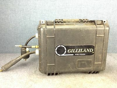 Gilliland Wire Feeder Portable Suitcase MIG Wire Feeder with Gun