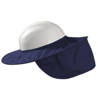 Occunomix Stow-Away  Hard Hat Shades-Navy Color