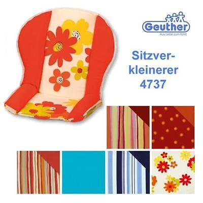 Geuther Inlay 4737 For All High Chairs (except Swing) Various