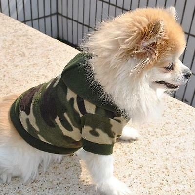 Fashion Small/Big Pet Dog Cat Puppy Warm Sweater Hoodie Coat Costume Apparel Hot