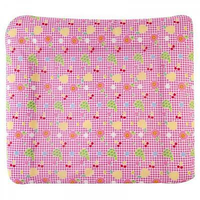 Zöllner Softy Matelas à langer Fruits 75 x 85 cm