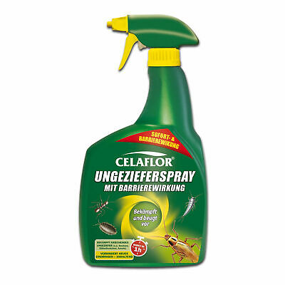 Celaflor Ungeziefer-Spray mit Barrierewirkung - 800 ml - Ungezieferspray