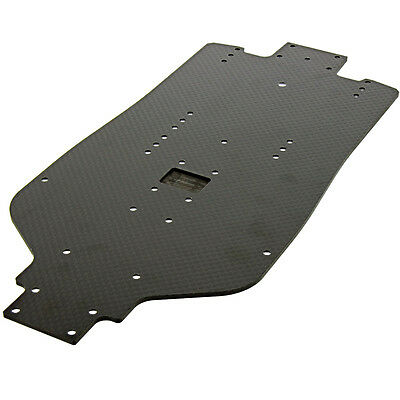 Hot Bodies 1/10 D413 4WD HB HPI * MAIN CHASSIS PLATE * 2.5mm Carbon Fiber Frame