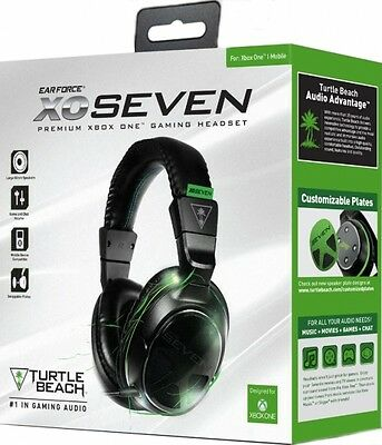 Turtle Beach EAR FORCE XO7 XBOX ONE Brand New