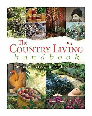 The Country Living Handbook____BRANDNEU__Werbeantwort UK