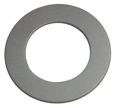Stove pipe / Flue pipe Rosette grey cast iron Ø150mm