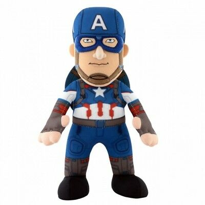 Avengers Age of Ultron Captain America 10inch Plush Brand New