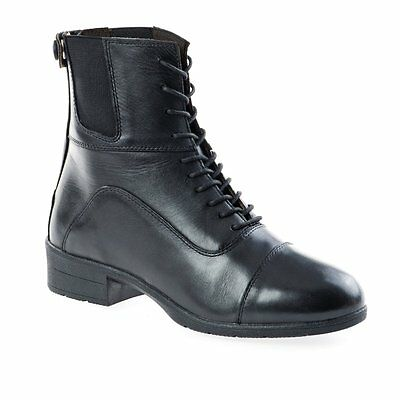 SUEDWIND - Boots Ancona CONTRACE Waterproof black - Riding boots Leather