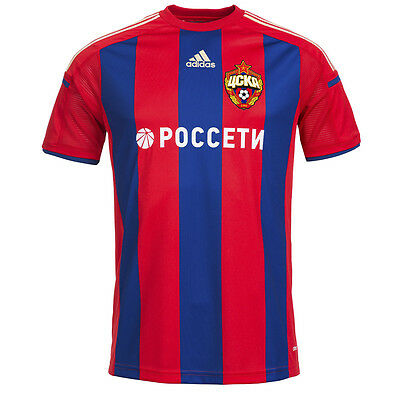ZSKA Moscow Children's Home Jersey Football Russia M38841 128-176 new