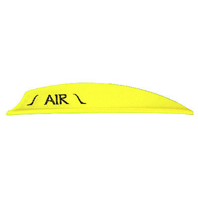 Bohning Blazers 100 Pack Neon Yellow Mini Vane 10842NY15