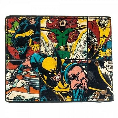 Marvel X-Men Collage BiFold Wallet Brand New