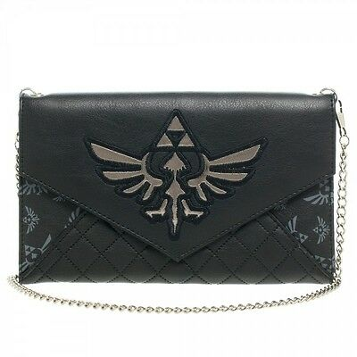 Nintendo Zelda Quilted Envelope Wallet Brand New
