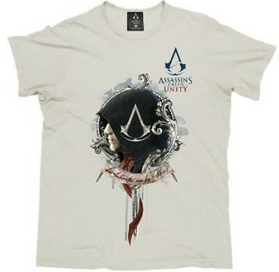 Assassins Creed Unity Mens Tee Size L Brand New