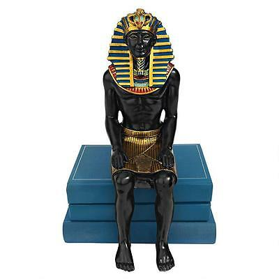 Egyptian Pharaoh Boy King Tut Tutankhamen Shelf Sitter