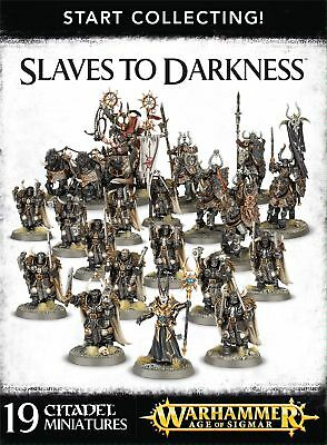 Start Collecting! - Slaves to Darkness Warhammer Age of Sigmar